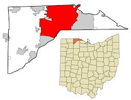 Toledo Ohio Map by Toledo Ohio Wikipedia