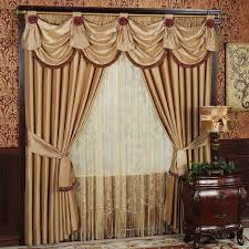 Livingroom Curtain Ideas Decorating Inspirative Valance Ideas For Gallery With Swag