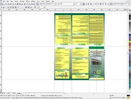 tutorial membuat undangan dengan corel draw 12 cara membuat leaflet brosur dengan coreldraw pemula anita s