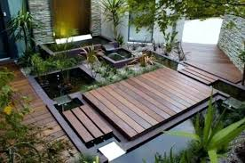 Deck Garden Ideas Roof Deck Garden Ideas Small Garden Ideas Modern Wood Deck