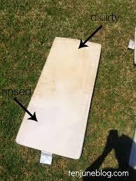How To Clean Outdoor Patio Furniture Ten June How To Clean Outdoor Patio Cushions