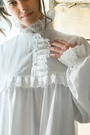 victorian winter madde vintage nightwear