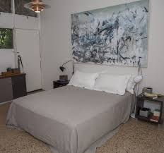 queen bed makeover rough linen bedding 100 linen