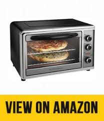 Hamilton Beach Toaster Convection Oven 10 Best Countertop Ovens U2013 2017 Buyer U0027s Guide