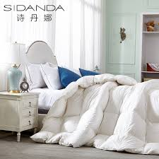 Goose Or Duck Down Duvet Online Get Cheap Goose Feathers Blanket Aliexpress Com Alibaba