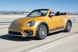 new volkswagen beetle 2016 2017 volkswagen beetle dune convertible first test review motor