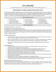 Store Executive Resume Sample by 7 Executive Resume Examples Resume Reference