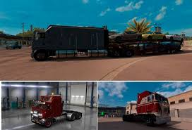 kenworth aerodyne truck kenworth k100 truck v3 edited by solaris36 american truck