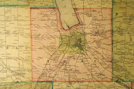 Cayuga County Map Map Of Tompkins Co Nygenweb Index Of Bill Hecht U0027s Scanned Images For
