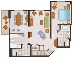 saratoga springs treehouse villas floor plan dvc rental saratoga springs resort spa