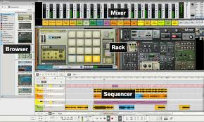 create more music record and produce with reason propellerhead
