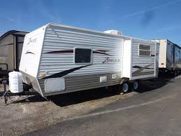 Zinger Travel Trailers Floor Plans 2010 Crossroads Zinger 25rks Travel Trailer Cincinnati Oh