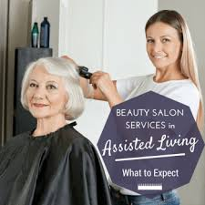 old ladies hair salon beauty salon services in assisted living what to expect