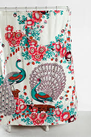 Shower Curtains Ebay Shower Picture 038 Blue Fabric Shower Curtains Pacify Custom