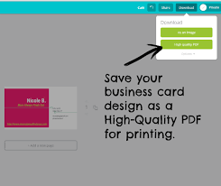 Design Your Own Business Card For Free How To Make Your Own Business Cards With Canva