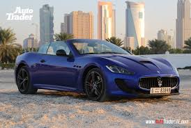 maserati dubai auto trader uae news a bolt from the blue