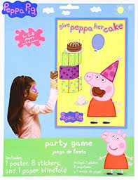 peppa pig birthday peppa pig birthday party activity paper 37 x