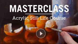 starting acrylic colour mixing basics primaries and complementary