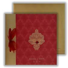 New Ideas For Wedding Invitation Cards Unique Wedding Invitation Cards In India Thebridalbox