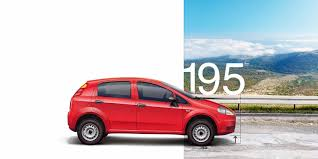 the all new fiat punto pure