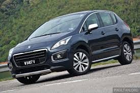 peugeot cars older models driven peugeot 3008 thp 165 facelift first drive