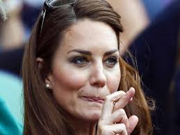 fan faces on a stick please enjoy the silly faces kate middleton pulled for a young fan