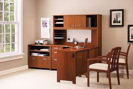 Bush L Shaped Desk With Hutch Computer Desks Office Hutches Sears