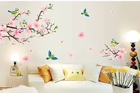 Wall Decor Stickers For Nursery Bold And Modern Flower Wall Decor Stickers Diy Target For Nursery