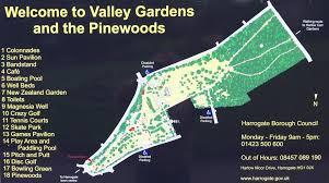 map uk harrogate friends of valley gardens maps