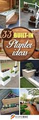 33 best built in planter ideas and designs for 2017