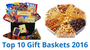Snack Gift Baskets 10 Best Gift Baskets 2016 Youtube