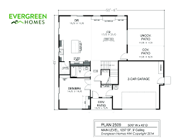 the brighton new home plan vancouver wa evergreen homes