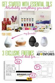 cheap essential oils black friday deal amazon young living starter kit