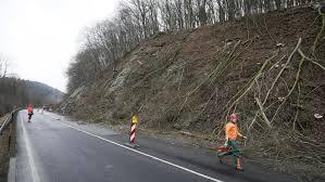 Frenzelit Bad Berneck Bad Berneck Baumfällarbeiten Zur Felssicherung An Der B 303