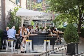 Outdoor Bars Alta Linea Restaurants In Chelsea Ny