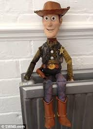 campaign reunite lost toy story woody m4