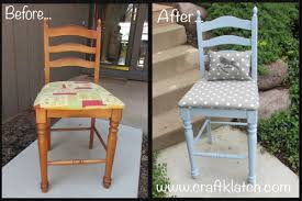 How To Paint Wooden Chairs by Diy Garbage To Gorgeous Episode 2 Chair Makeover Recycling