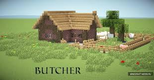 image gallery of minecraft animal farm house