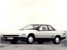 subaru xt 1989 поколения и кузова subaru xt на авто ру