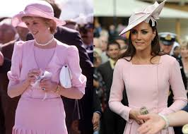 kate middleton style princess diana kate middleton s style similarities fashionisers