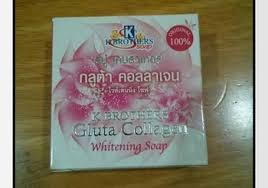 K Collagen k brothers soap gluta collagen whitening 60grams buy gluta