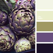 dark purple dark violet green house color choice house color