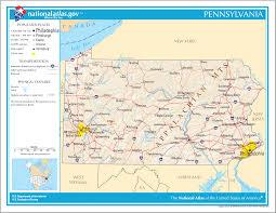 Maps Pennsylvania where is pennsylvania pennsylvania maps u2022 mapsof net