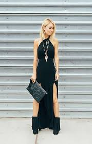 color necklace black dress images How to make fancy accessories look expensive glam radar jpg