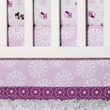 bedtime originals 3 piece crib bedding set lavender woods target