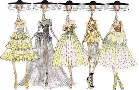 j larkowsky illustration fashion