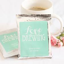 coffee wedding favors personalized wedding coffee favors