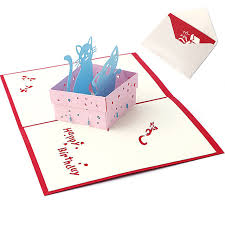 greeting cards 3d laser cut greeting cards paper airplane