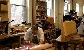 Upholstery Jobs Worker Owned Upholstery Shop Brings Jobs To Poor Neighborhood Wamc