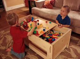 duplo table with storage storage table klevr furniture